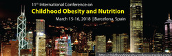 11th International Conference on Childhood Obesity and Nutrition