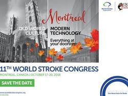 11th World Stroke Congress
