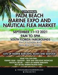 13th Annual Palm Beach Marine Expo and Nautical Flea Market