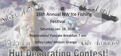 16th Annual Nw Ice Fishing Festival