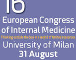 16th European Congress of Internal Medicine 2017