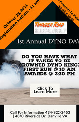 1st Annual Motorcycle Dyno Days