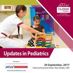 1st Burjeel Pediatric Department Conference