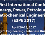 1st Intl.Conf on Energy, Power, Petroleum & Petrochemical Engineering