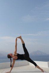 200 hour Yoga Teacher Training Retreat in Costa Rica with Caroline Klebl
