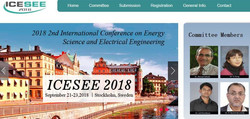 2018 2nd International Conference on Energy Science and Electrical Engineering(ICESEE 2018)