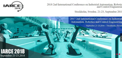 2018 2nd International Conference on Industrial Automation, Robotics and Control Engineering