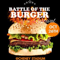 2019 Battle of the Burger Festival