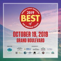 2019 Best of the Emerald Coast