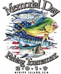 2019 Memorial Day Fishing Tournament