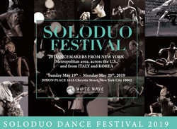 2019 SoloDuo Dance Festival