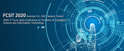 Euro-asia Conference on Frontiers of Computer Science and Information Technology (fcsit 2020)