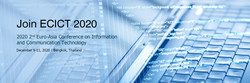 2020 2nd Euro-Asia Conference on Information and Communication Technology (ecict 2020)
