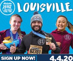 2020 Allstate Hot Chocolate 15k/5k Louisville