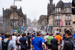 2020 Edinburgh Half Marathon