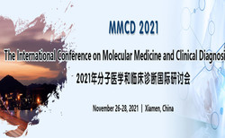The International Conference on Molecular Medicine and Clinical Diagnosis (mmcd 2021)