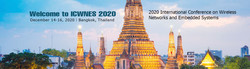 2020 International Conference on Wireless Networks and Embedded Systems (icwnes 2020)