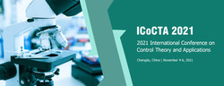 2021 2nd International Conference on Control Theory and Applications (ICoCTA 2021)