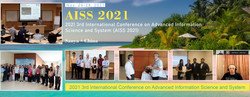 2021 3rd International Conference on Advanced Information Science and System (aiss 2021)