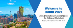 2021 3rd International Conference on Big Data and Blockchain(ICBDB 2021)