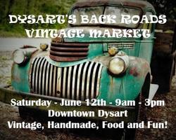2021 Back Roads Vintage Market