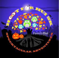 2021 Hoot for Hui 5k Spooktacular Adventures
