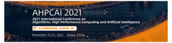 2021 International Conference on Algorithms, High Performance Computing and Artificial Intelligence