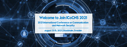 2021 International Conference on Communication and Network Security (ICoCNS 2021)