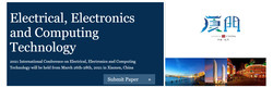 2021 International Conference on Electrical, Electronics and Computing Technology (eect 2021