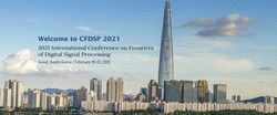 2021 International Conference on Frontiers of Digital Signal Processing (cfdsp 2021)