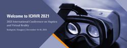 2021 International Conference on Haptics and Virtual Reality (ichvr 2021)