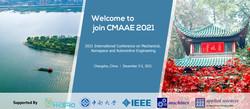 2021 3rd International Conference on Mechanical, Aerospace and Automotive Engineering (cmaae 2021)