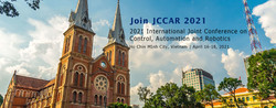 2021 International Joint Conference on Control, Automation and Robotics (jccar 2021)