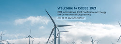 2021 International Joint Conference on Energy and Environmental Engineering (CoEEE 2021)