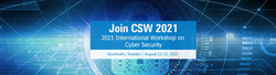2021 International Workshop on Cyber Security (csw 2021)