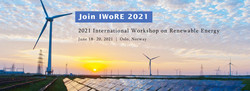 2021 International Workshop on Renewable Energy (IWoRE 2021)