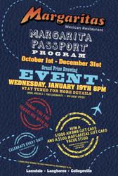 2021 Margaritas Passport program