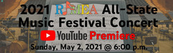 2021 Rimea All-State Music Festival Concert