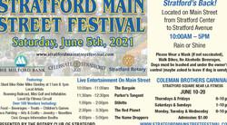 2021 Stratford Main Street Festival