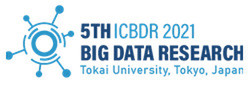 2021 The 5th International Conference on Big Data Research (icbdr 2021)