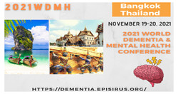 2021 World Dementia and Mental Health Conference