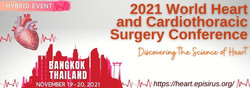 2021 World Heart and Cardiothoracic Surgery Conference