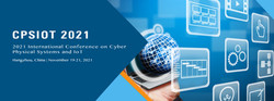 2021international Conference on Cyber Physical Systems and IoT(CPSIOT 2021)