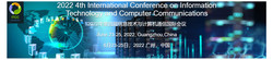 2022 4th International Conference on Information Technology and Computer Communications (itcc 2022)