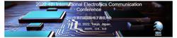 2022 4th International Electronics Communication Conference (iecc 2022)