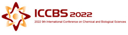 2022 9th International Conference on Chemical and Biological Sciences (iccbs 2022)