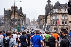 2022 Edinburgh Half Marathon