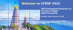 2022 International Conference on Frontiers of Digital Signal Processing (cfdsp 2022)