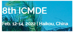 2022 The 8th International Conference on Mechanical Design and Engineering (icmde 2022)