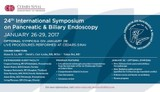 24th International Symposium on Pancreatic & Biliary Endoscopy